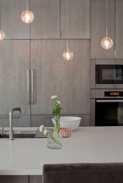 Mather's Avenue contemporary-kitchen