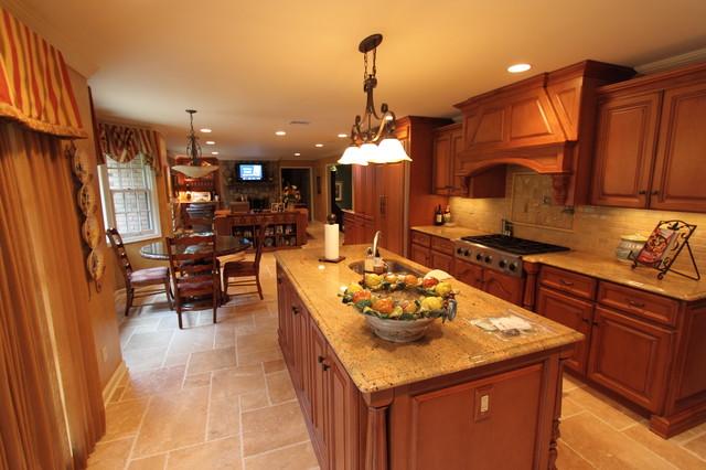 Matia Family Technology traditional-kitchen