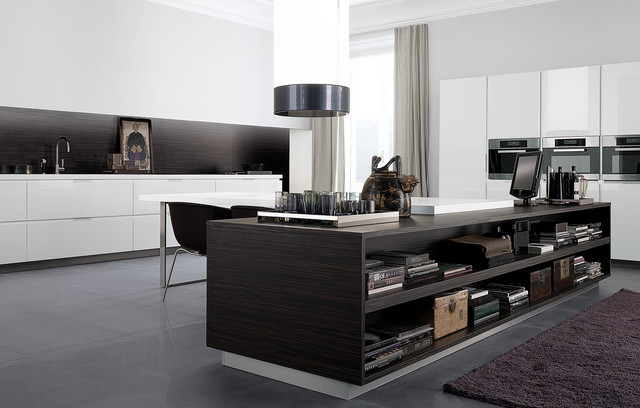 Poliform Kitchen Design. Matrix Kitchen modern kitchen  Modern New York by Poliform USA
