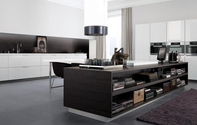 Matrix kitchen modern kitchen by poliform usa - Sofas en alcobendas ...
