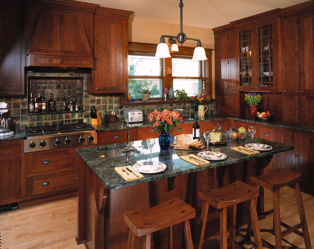Matthew Krier Traditional Kitchen Milwaukee By