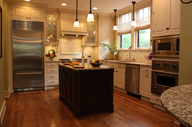 Matthew Krier traditional-kitchen