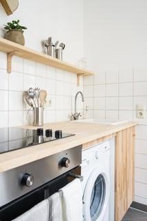 Skandinavische Kuchen Ideen Design Bilder Houzz