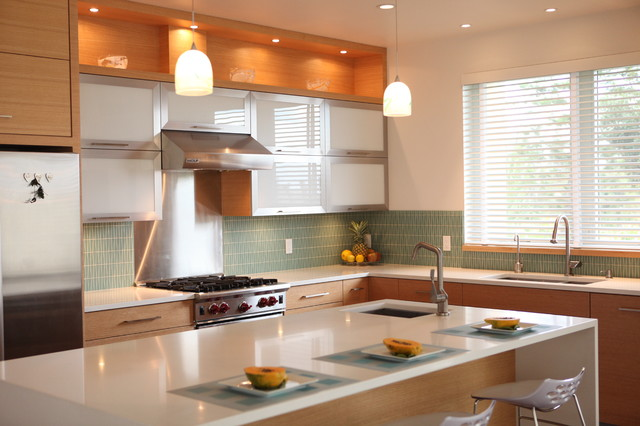 Maui Modern Contemporary Kitchen Hawaii By