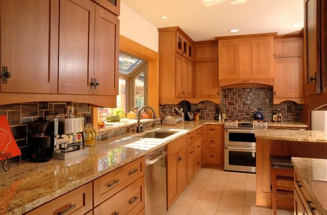 Maurer Kitchen - Craftsman - Kitchen - minneapolis - by ...