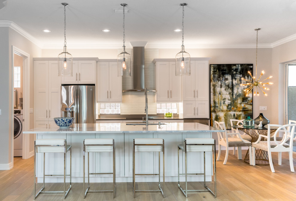 Maw Transitional Kitchen Miami By Poggenpohl Florida West