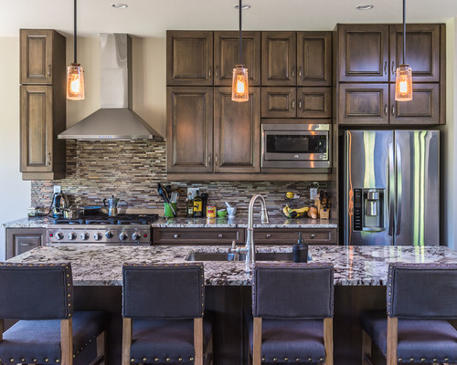 9 Places To Put The Microwave In Your Kitchen Alair Homes Grey Bruce