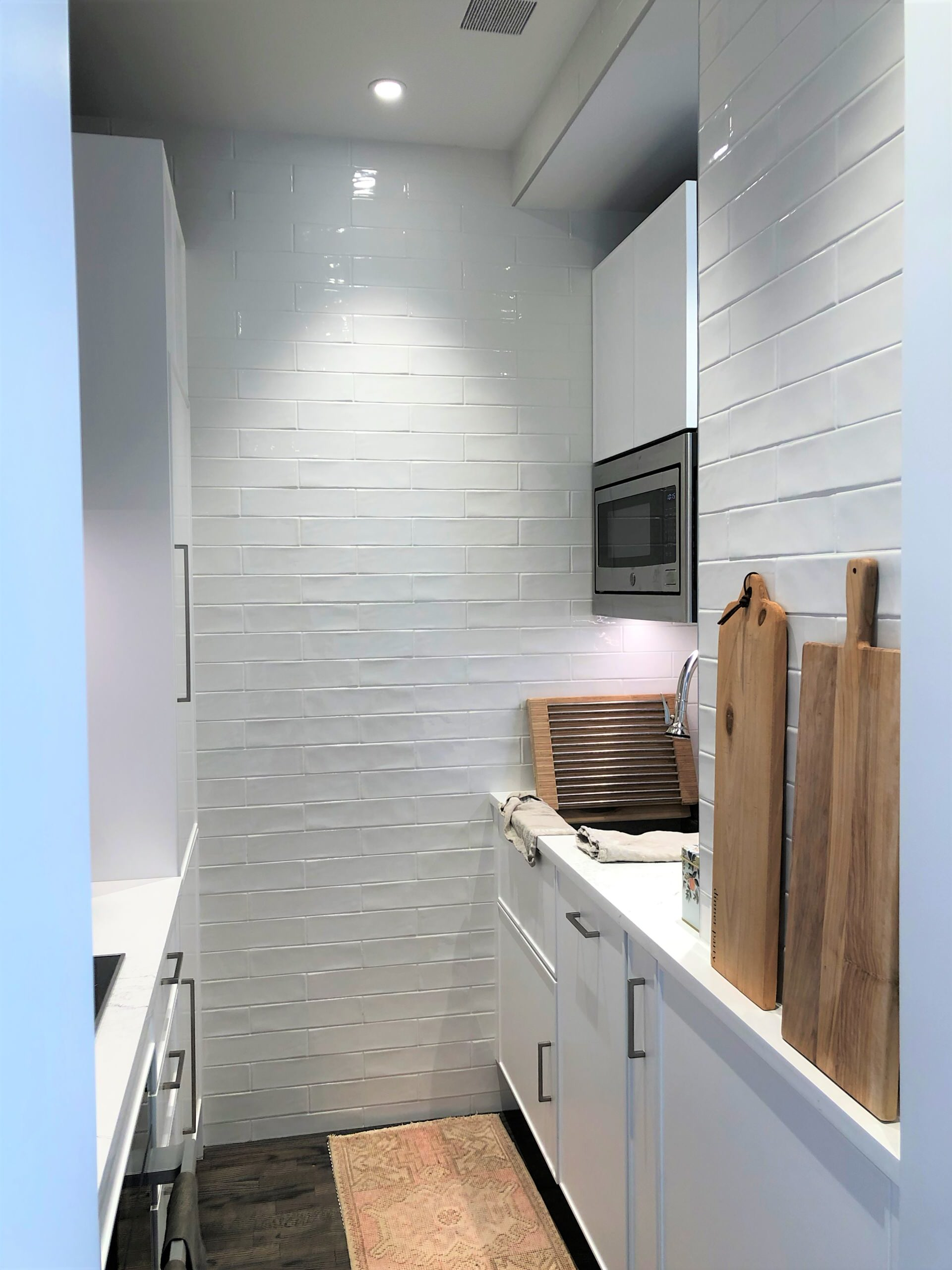 Maximizing small NYC apartment space