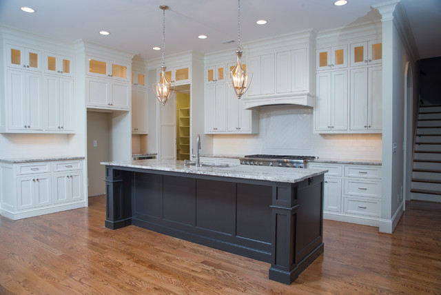 Maxwell Farm Greenville Sc Transitional Kitchen Other By J Francis Builders