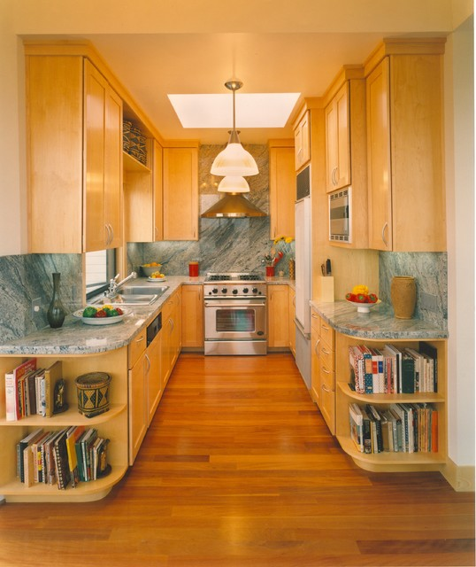 Maybeck Inspired-Kitchen eclectic-kitchen