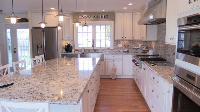 Mayo md kitchen remodel beach style kitchen baltimore by cabinet discounters inc - Kitchen designers in maryland ...