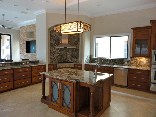 Mc Keon Residence traditional kitchen
