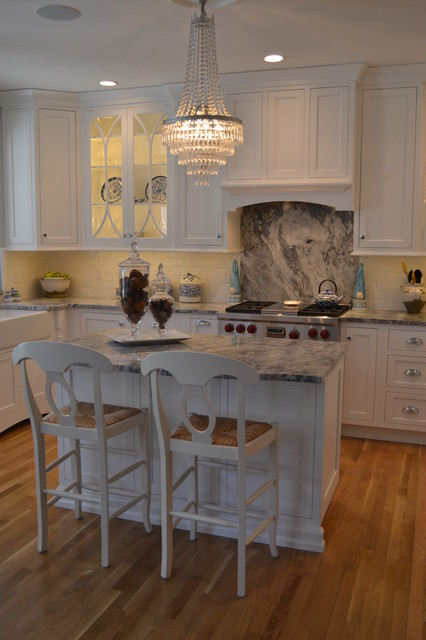 Beau Example Of A Classic Kitchen Design In Boston. Email Save. Granite State  Cabinetry