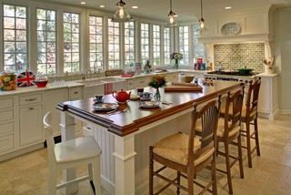 kitchen/sunroom combo