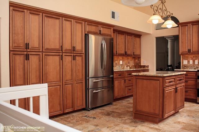 Mcgahan waypoint zelmar home remodel traditional for Zelmar kitchen designs
