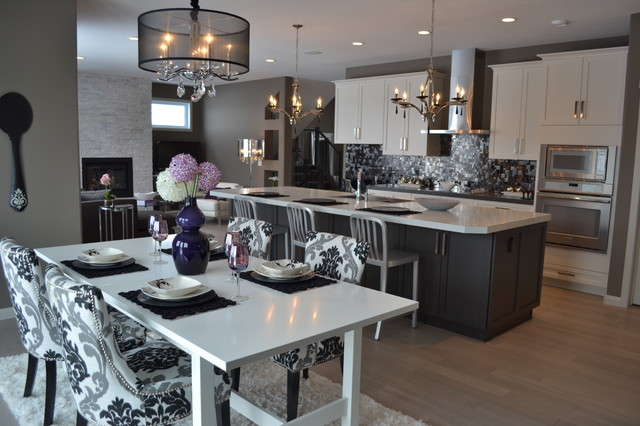 McGonigal Signature Homes transitional-kitchen