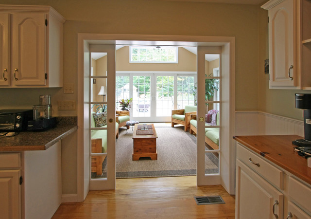 mcgovern sunroom traditional kitchen boston by
