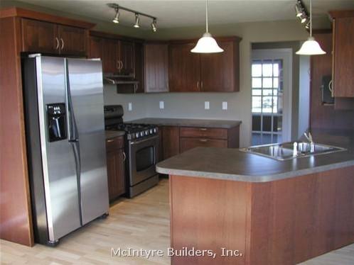 Mcintyre Builders traditional-kitchen