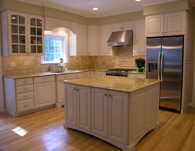 McKain Kitchen - Contemporary - Kitchen - DC Metro - by Cameo ...