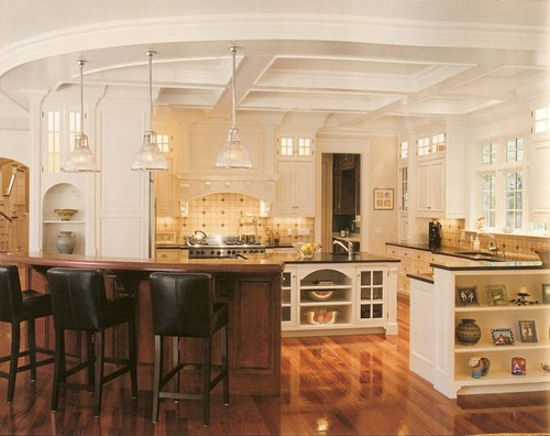 McKayArchitects traditional kitchen
