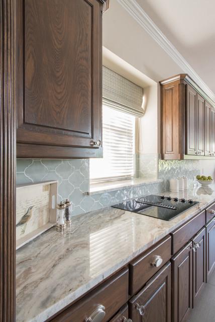 Mckinney kitchen remodel transitional kitchen dallas for Bathroom remodel mckinney