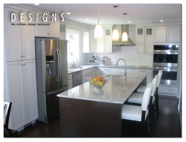 McKinnon Renovation contemporary-kitchen