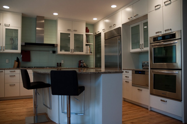 Mclean Home Remodel contemporary-kitchen