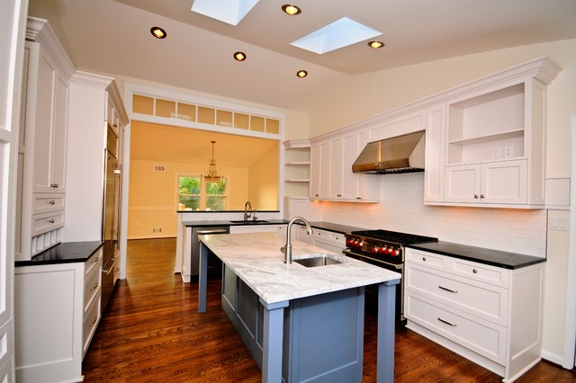 McLean Kitchen traditional-kitchen