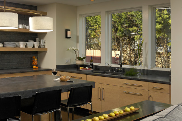 Mclean Virginia Modern Kitchen Design Contemporary Kitchen Other By Jennifer Gilmer
