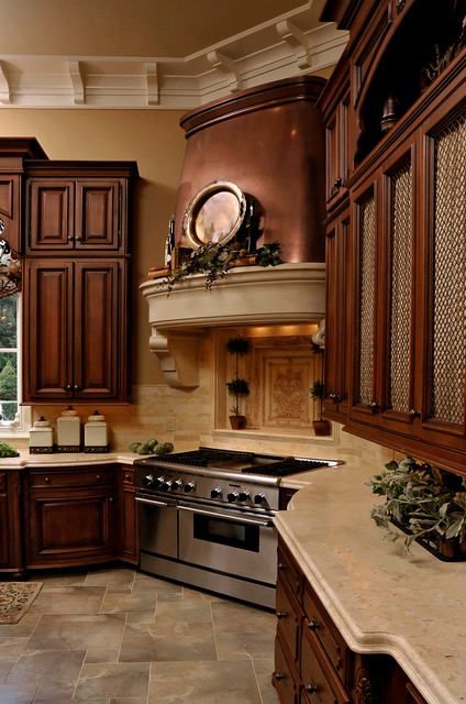 Mclean virginia traditional and elegant kitchen for Elegant traditional kitchens