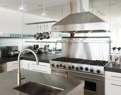 MEA - Sausalito Residence modern-kitchen