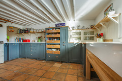 Kitchen Tour: Handmade Cabinetry Opens Up a Cottage Interior