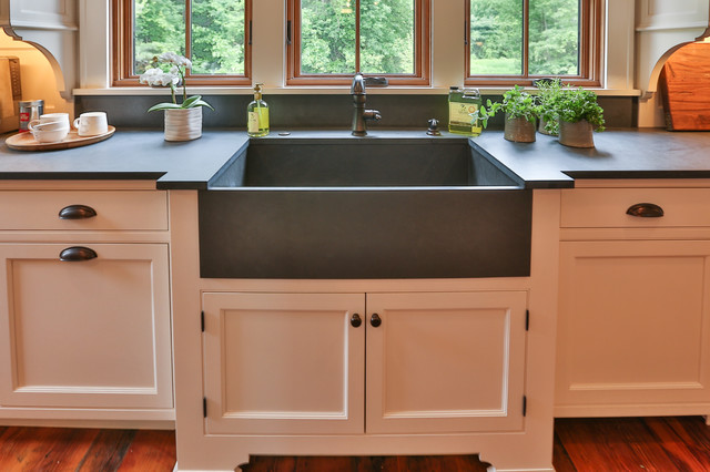 Meadowbrook Barn  Farmhouse  Kitchen  other metro  by Teakwood