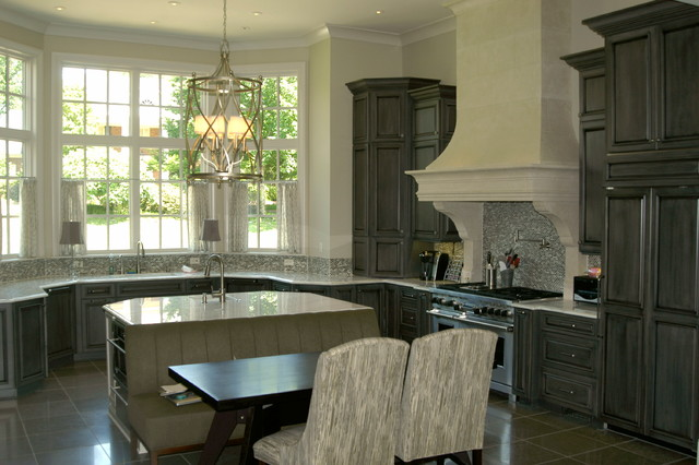 Meadowgrove Cove traditional-kitchen