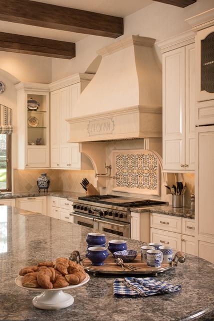 Kitchen Designers Houston: Mediterranean