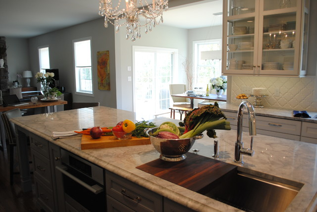 Mechanicsburg Kitchen contemporary-kitchen