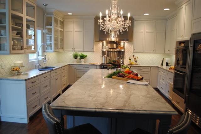 Mechanicsburg Kitchen contemporary-kitchen
