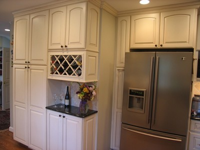 Medallion Brookline cabinets traditional-kitchen