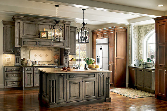 Medallion Cabinetry - Barcelona Style - Traditional - Kitchen - San ...