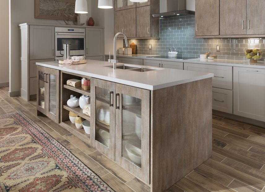 Medallion Cabinetry Modern Kitchen New Orleans By Doug Ashy Cabinet Design Center