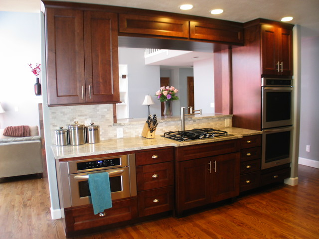 Medallion Cabinetry - Traditional - Kitchen - Denver - by High ...