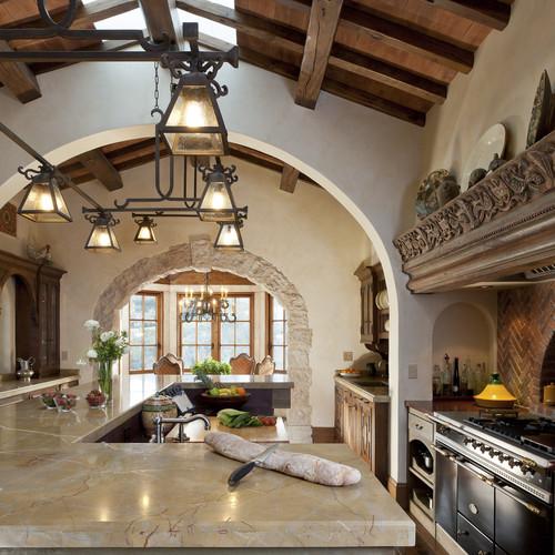 vackra köksluckor : Mediterranean Kitchen by Emeryville Architects ...