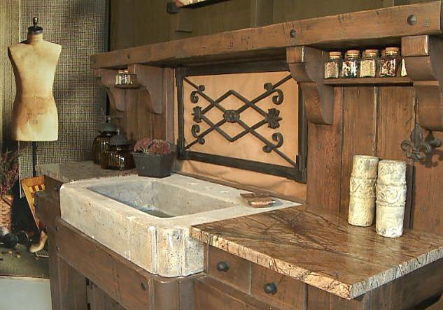 Old World Kitchen Mediterranean Kitchen Cleveland By Architectural Justice