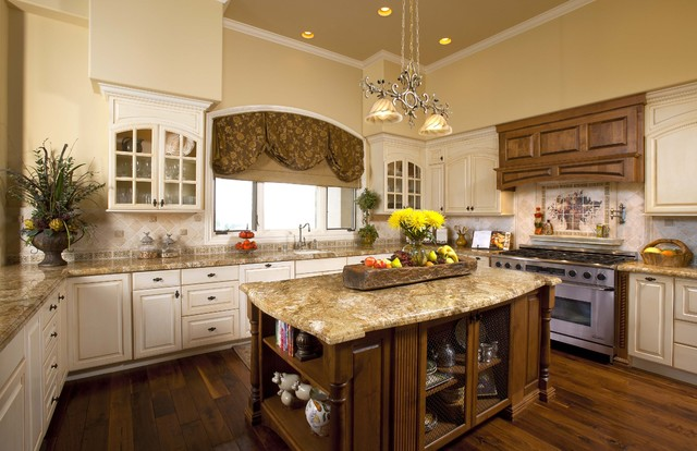 Mediterranean Kitchen Mediterranean Kitchen Orange County By Design Focus