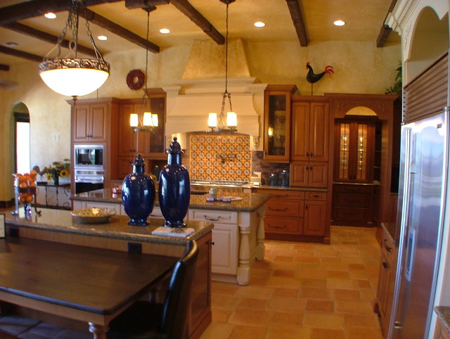 Http Www Houzz Com Au Photos 7208856 Mediterranean Kitchen Mediterranean Kitchen Orlando