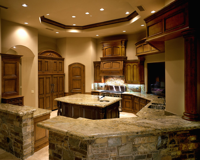 Collection of Kitchen Concepts and Ideas mediterranean-kitchen