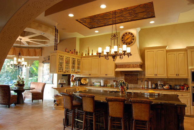 Ceiling Treatments By Stadler Custom Homes
