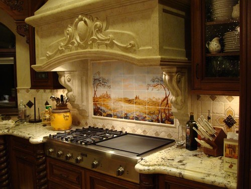 Where Did You Get The Tile Over The Stove