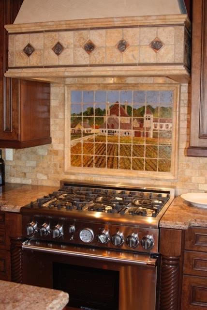 Mediterranean Kitchen Remodel