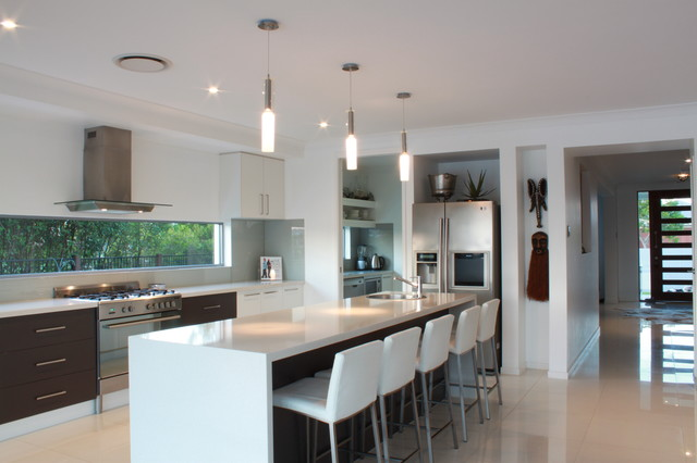 melanie guidotti contemporary kitchen brisbane. Black Bedroom Furniture Sets. Home Design Ideas